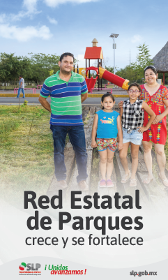 GOB SEGE 2 - RED DE PARQUES-240 X 400
